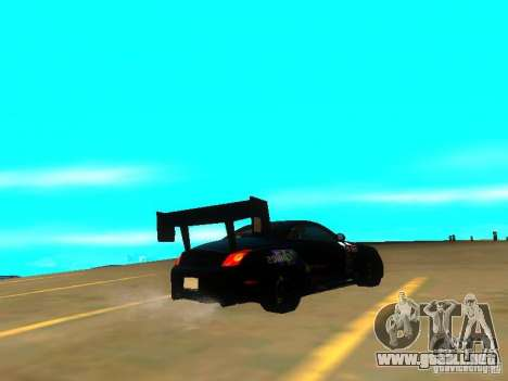 Lexus SC430 Daigo Saito v2 para GTA San Andreas left