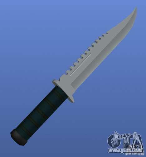 Weapon Textures para GTA 4 novena de pantalla