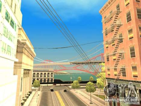 New Sky Vice City para GTA San Andreas octavo de pantalla