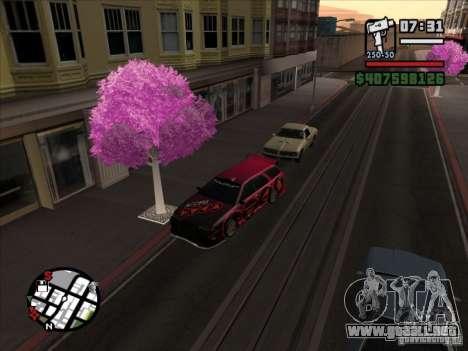 Pequeña trivia para GTA San Andreas séptima pantalla