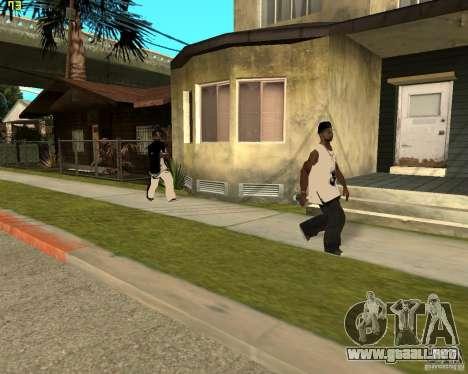 En najke Grove para GTA San Andreas sexta pantalla