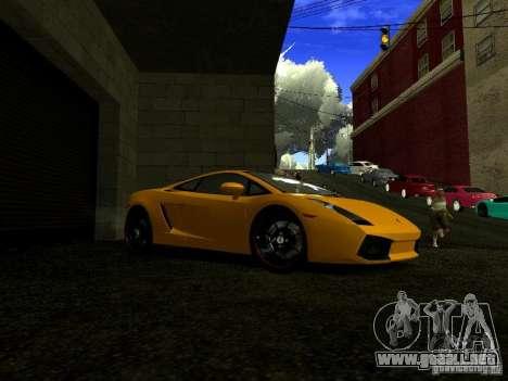 Queen Unique Graphics HD para GTA San Andreas segunda pantalla