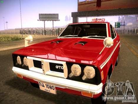 Mitsubishi Galant GTO-MR para GTA San Andreas