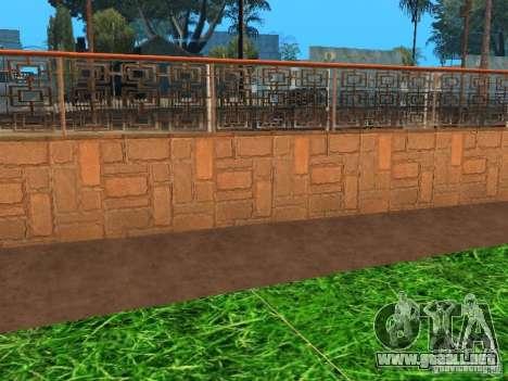 Moteles nuevos para GTA San Andreas quinta pantalla