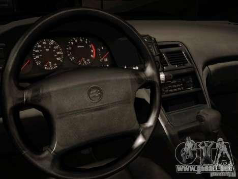 Nissan 300ZX Drift para la visión correcta GTA San Andreas