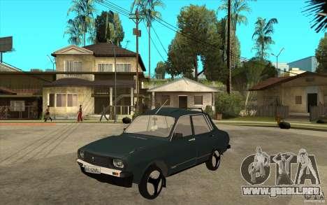 Dacia 1300 Cocalaro Tzaraneasca para GTA San Andreas