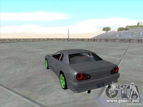 Elegy Full VT v1.2 para GTA San Andreas left