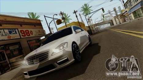 SA Beautiful Realistic Graphics 1.4 para GTA San Andreas tercera pantalla