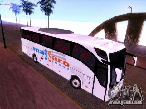 Mercedes Benz Tourismo 16 RHD para visión interna GTA San Andreas