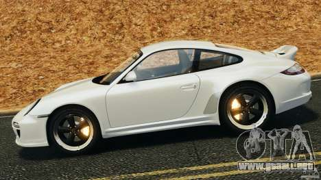Porsche 911 Sport Classic 2010 para GTA 4 left