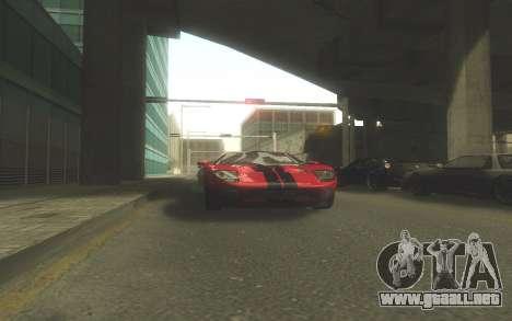 ENB v3.0 by Tinrion para GTA San Andreas