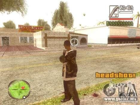 Wild Wild West para GTA San Andreas tercera pantalla