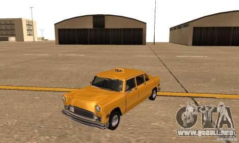 Autumn Mod v3.5Lite para GTA San Andreas octavo de pantalla