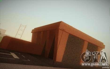 New SF Army Base v1.0 para GTA San Andreas