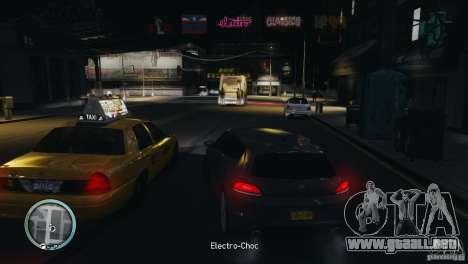 Coloured Radio HUD para GTA 4 segundos de pantalla