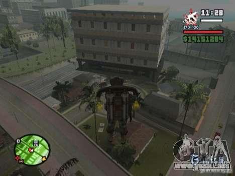 Edificio de viviendas 2 para GTA San Andreas segunda pantalla