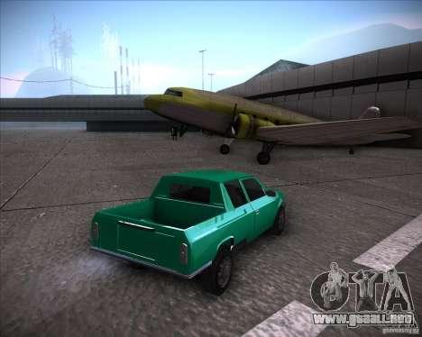 AZLK 2335-21 para GTA San Andreas left