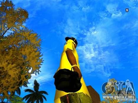 New Weapon Pack para GTA San Andreas décimo de pantalla