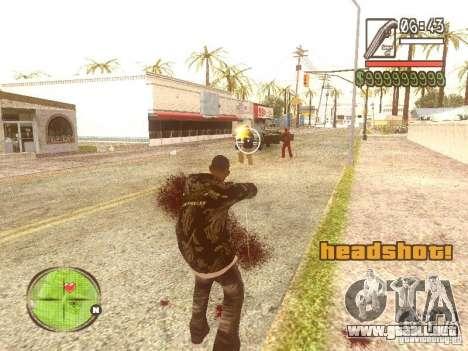 Wild Wild West para GTA San Andreas