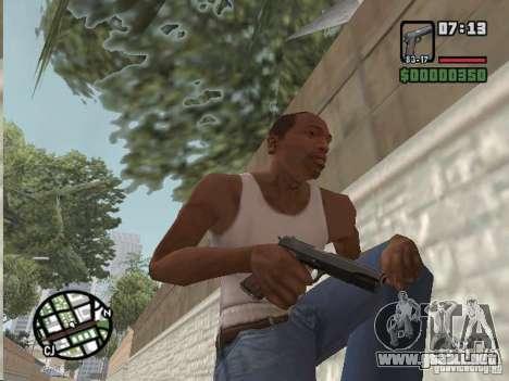 Mafia II Full Weapons Pack para GTA San Andreas quinta pantalla