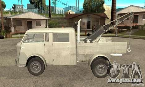 Tempo Matador 1952 Towtruck version 1.0 para GTA San Andreas left