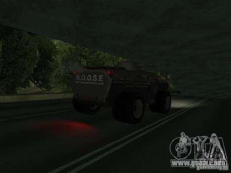 APC de GTA TBoGT IVF para la visión correcta GTA San Andreas