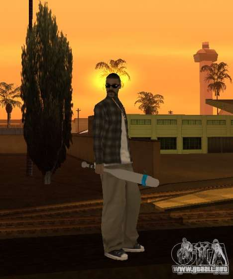 Bate El Coronos v.1.0 para GTA San Andreas tercera pantalla