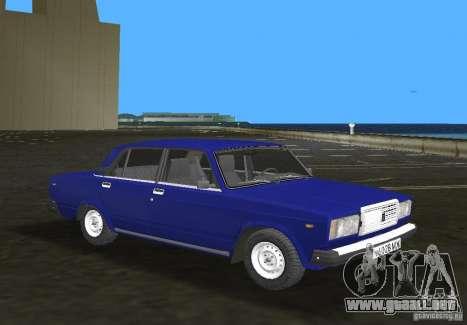 Auto LADA VAZ 2107 para GTA Vice City