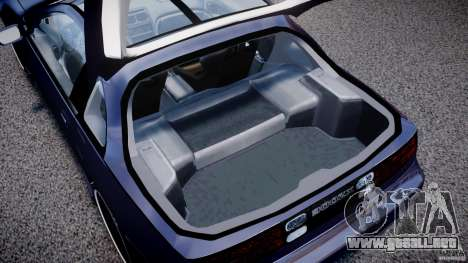 Nissan 300zx Fairlady Z32 para GTA 4 vista lateral
