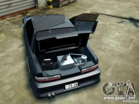 Nissan Silvia S13 para GTA 4 visión correcta