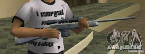Max Payne 2 Weapons Pack v2 para GTA Vice City