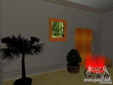 Nuevo vestuario para GTA San Andreas segunda pantalla