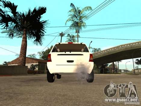 Jeep Grand Cherokee 99 para GTA San Andreas