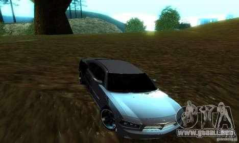 Dodge Charger SRT8 Mopar para la visión correcta GTA San Andreas