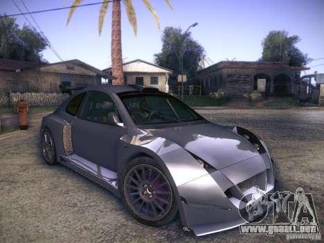 Colin McRae R4 para la visión correcta GTA San Andreas