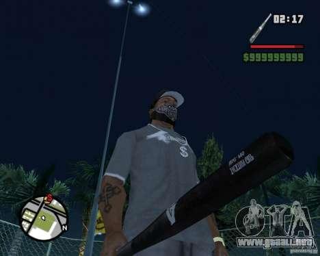 Bat HD para GTA San Andreas segunda pantalla