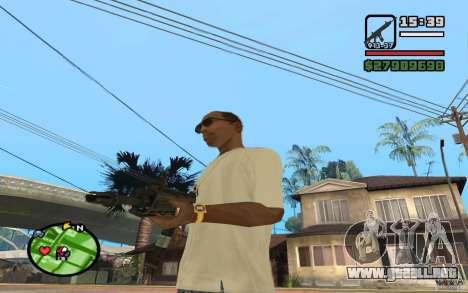 ACW-R HD para GTA San Andreas tercera pantalla