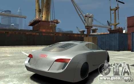 Audi RSQ Concept para GTA 4 visión correcta