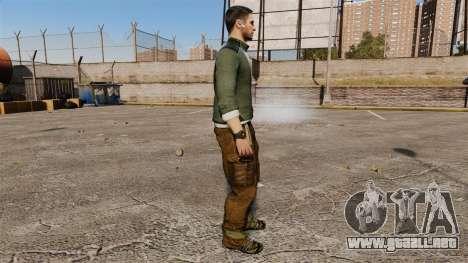 Sam Fisher v4 para GTA 4 segundos de pantalla