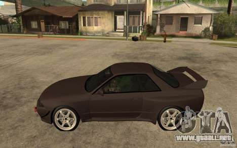 Nissan Skyline R32 Drift para GTA San Andreas left