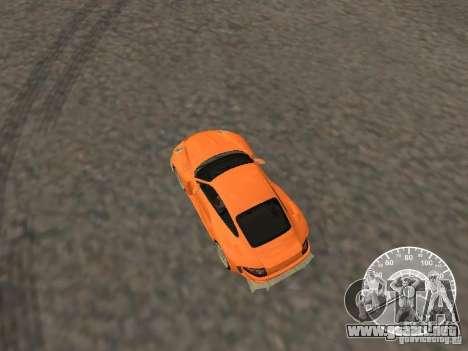 Porsche 911 GT3 Style Tuning para la visión correcta GTA San Andreas