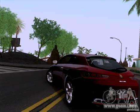 Alfa Romeo Brera para la visión correcta GTA San Andreas