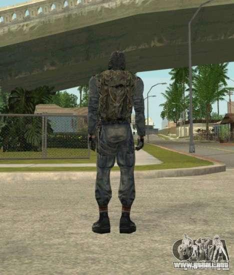 Agrupación de mercenarios de un acosador para GTA San Andreas undécima de pantalla