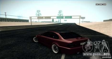 ENB Graphics Mod Samp Edition para GTA San Andreas séptima pantalla