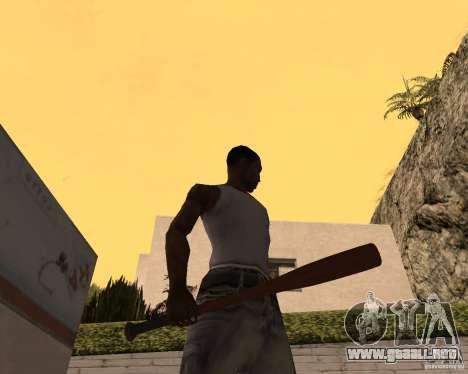 Guns Pack para GTA San Andreas séptima pantalla