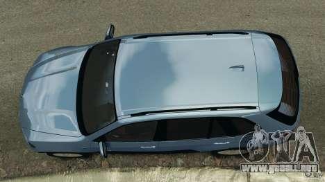 BMW X5 xDrive30i para GTA 4 visión correcta