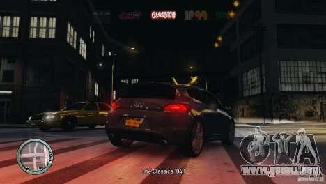 Coloured Radio HUD para GTA 4 séptima pantalla