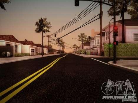 New Roads v1.0 para GTA San Andreas tercera pantalla