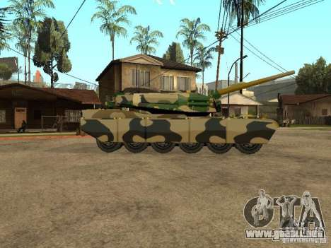 Camuflaje para Rhino para GTA San Andreas