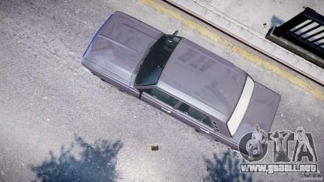 Peykan 1600i para GTA 4 vista desde abajo
